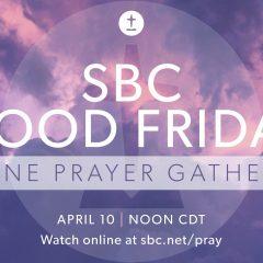 Floyd to host online prayer gathering on Good Friday
