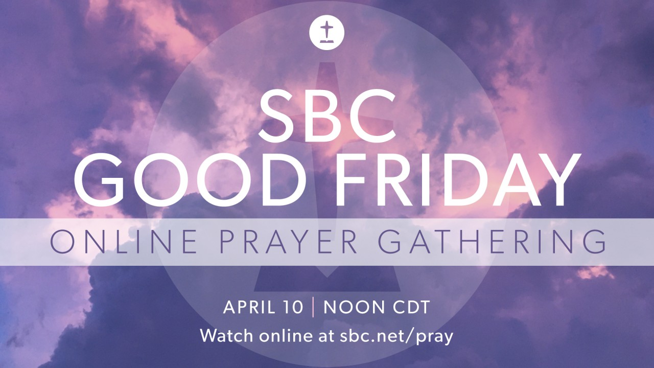 Floyd to host online prayer gathering on Good Friday