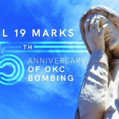 April 19 marks 25th anniversary of OKC bombing