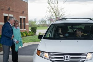 Drive-by event produces large Annie Armstrong Easter Offering - Baptist Messenger of Oklahoma