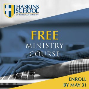 Haskins School offers free course to ministry leaders - Baptist Messenger of Oklahoma 1