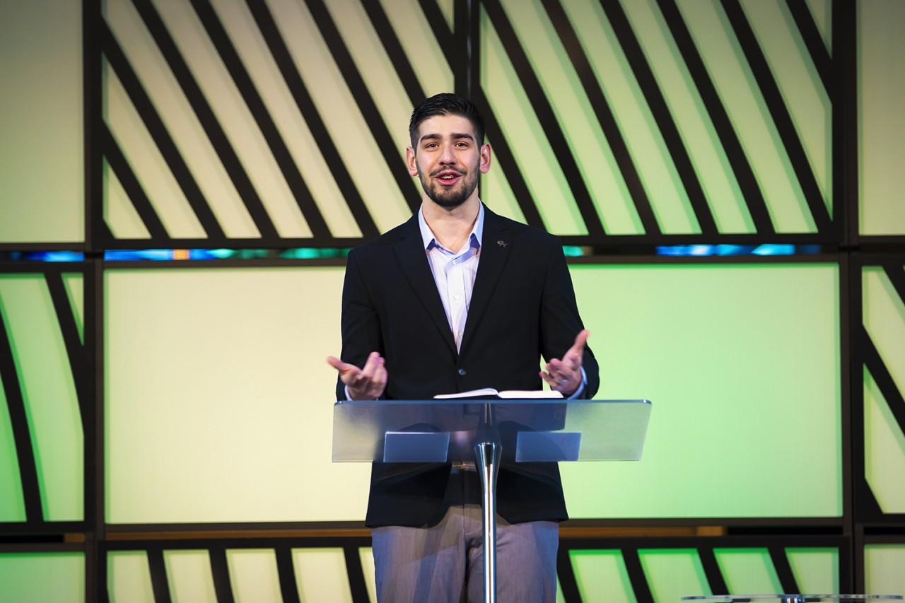 OBU Student Preacher Pablo Villa Delivers Online Chapel Devotional April 15
