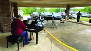 Drive-ins, digital & alive: Churches celebrate the Resurrection in unique ways amid COVID-19 lockdown - Baptist Messenger of Oklahoma 2