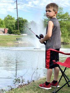 Rite of passage: Fishing buddies - Baptist Messenger of Oklahoma 1