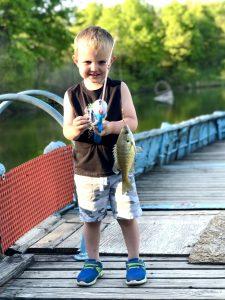 Rite of passage: Fishing buddies - Baptist Messenger of Oklahoma 2