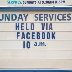 FIRST-PERSON: How do we calculate church attendance on social media?