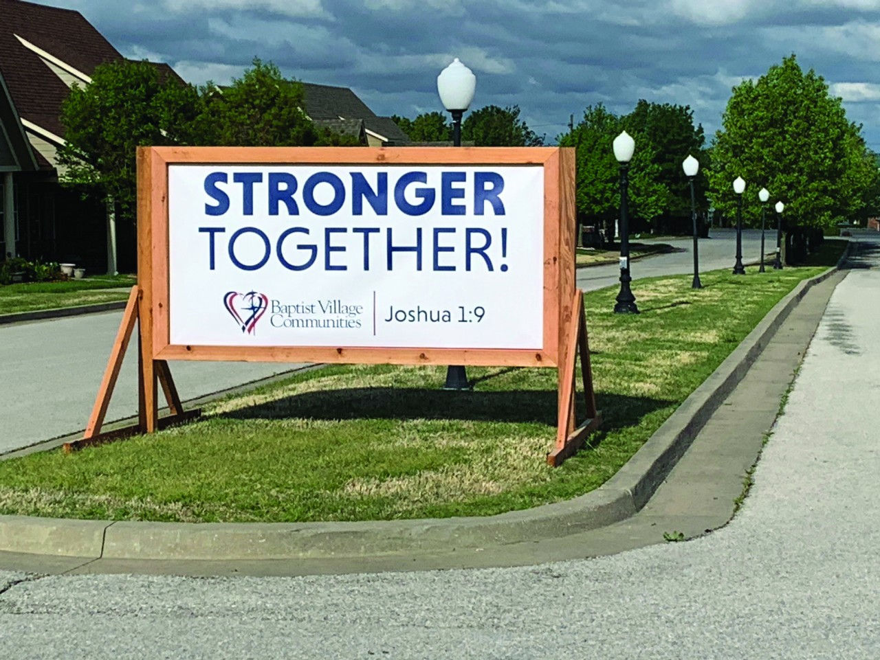 FIRST PERSON: Baptist Village is stronger…together!
