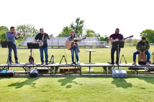 Del City, First Southern draws faithful for stadium service - Baptist Messenger of Oklahoma 3