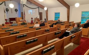 3-member church closed during COVID-19 finds new life - Baptist Messenger of Oklahoma 1