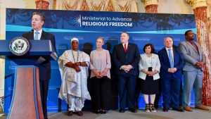 State Department: Wins, losses for religious freedom in 2019 - Baptist Messenger of Oklahoma