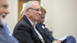 As Meador retires, IMB leaders applaud his faithful service - Baptist Messenger of Oklahoma