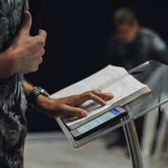BLOG: Pastors, Politics and the Gospel