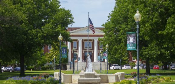 Petersen hired as OBU dean of students and VP of campus life