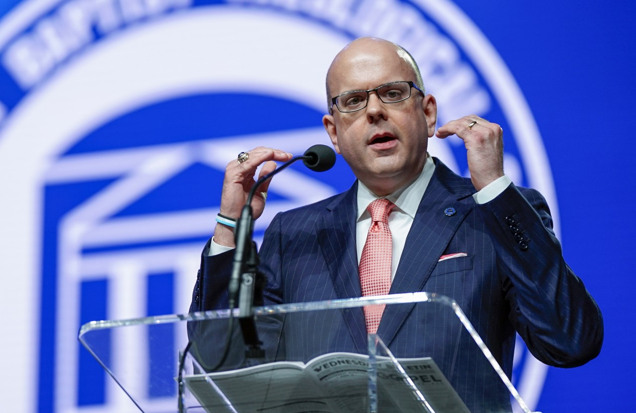 In Juneteeth message to SWBTS community, Greenway calls for 'justice and righteousness'