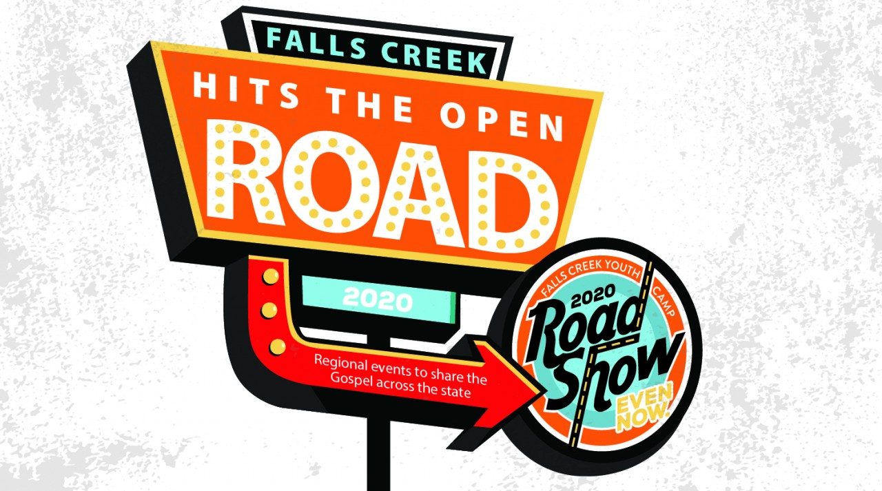 Falls Creek hits the open road: Regional events to share the Gospel across the state