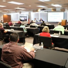 Pressing forward: Oklahoma Baptists' board revises budget, introduces new church planting strategy