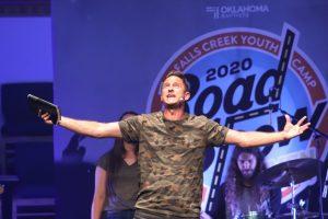 Falls Creek kicks off Road Show - Baptist Messenger of Oklahoma 1