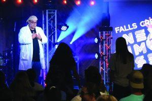Falls Creek Road Show travels on - Baptist Messenger of Oklahoma 1