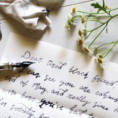 BLOG: Dear Tired Black Friend