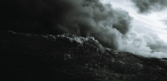 Encourage: A storm is brewing