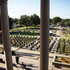 OBU hosts 106th Spring Commencement, honoring 288 graduates