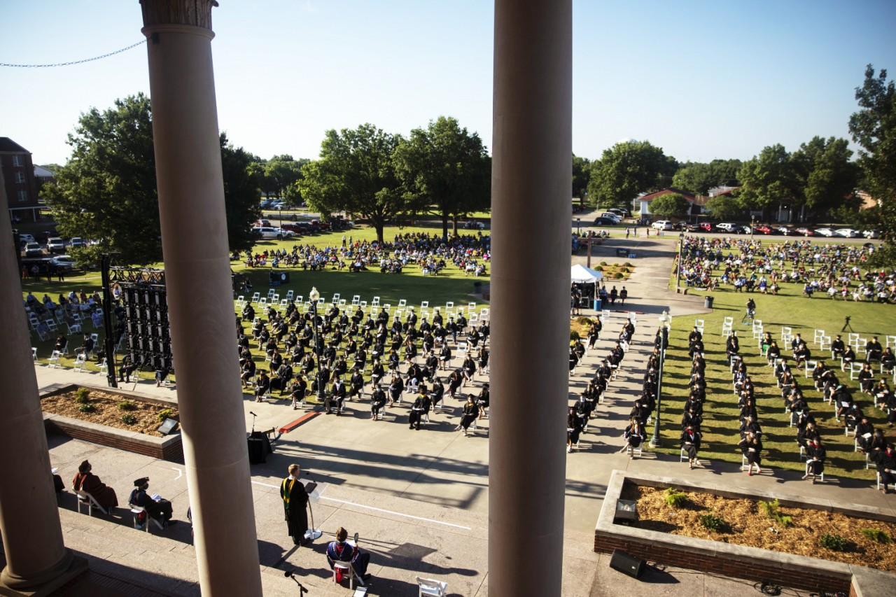 OBU hosts 106th Spring Commencement, honoring 288 graduates