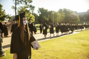 OBU Hosts 106th Spring Commencement, Honoring 288 Graduates  - Baptist Messenger of Oklahoma 1
