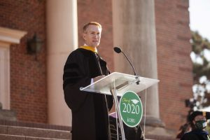 OBU Hosts 106th Spring Commencement, Honoring 288 Graduates  - Baptist Messenger of Oklahoma 2