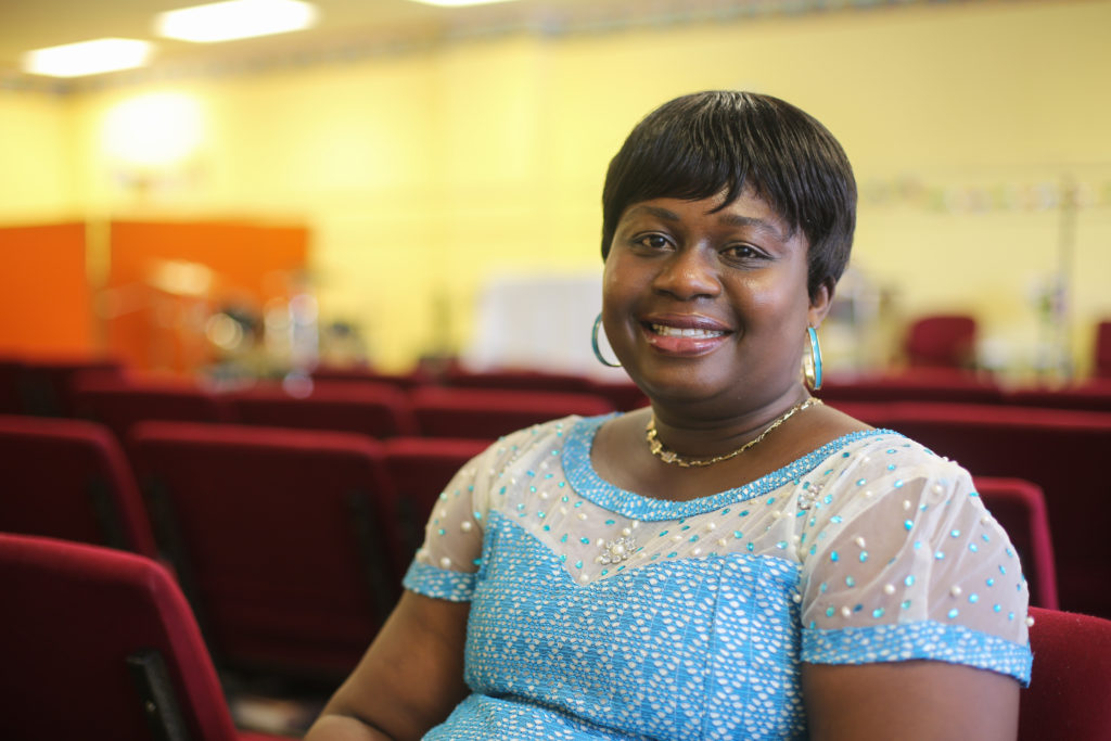 New England WMU president reflects on spiritual journey from Ghana to U.S.