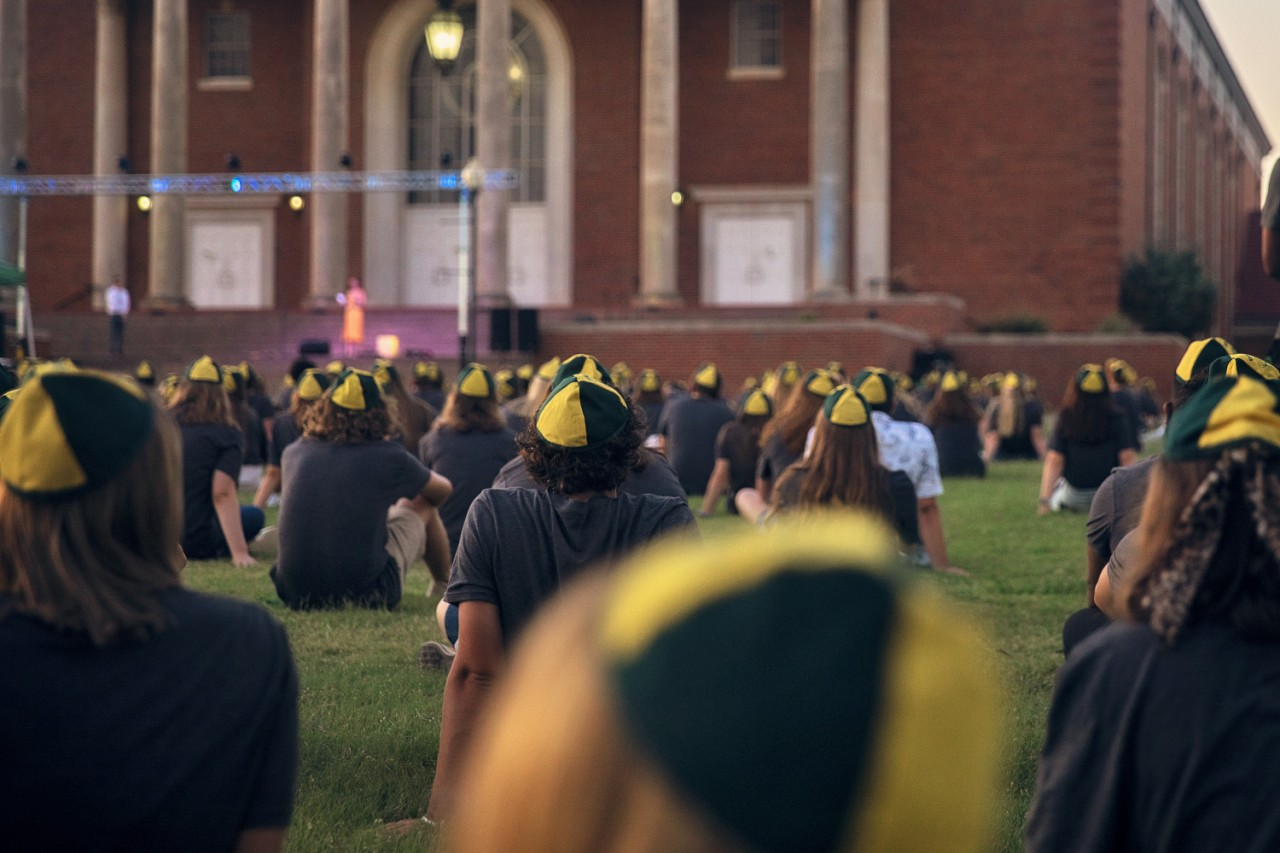 OBU welcomes students to campus, begins fall semester