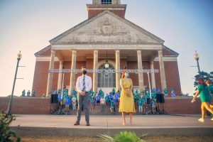 OBU welcomes students to campus, begins fall semester - Baptist Messenger of Oklahoma 1
