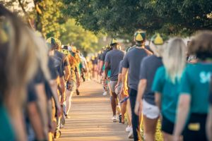 OBU welcomes students to campus, begins fall semester - Baptist Messenger of Oklahoma 3