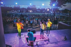 OBU welcomes students to campus, begins fall semester - Baptist Messenger of Oklahoma 4