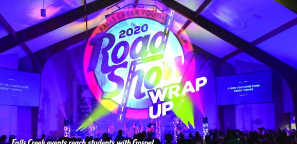 Road Show wrap-up: Falls Creek events reach students with the Gospel