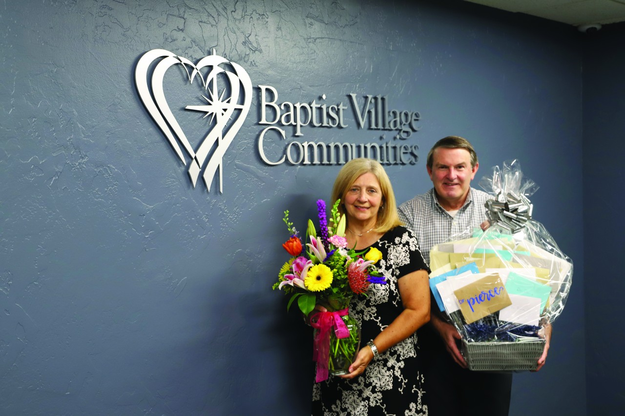 BVC honors Bill Pierce's 30 years of ministry