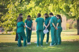 OBU College of Nursing Hosts Prayer Ceremony for Junior Nursing Majors - Baptist Messenger of Oklahoma