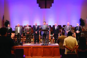 2020 Haskins School Graduation, a watershed moment - Baptist Messenger of Oklahoma