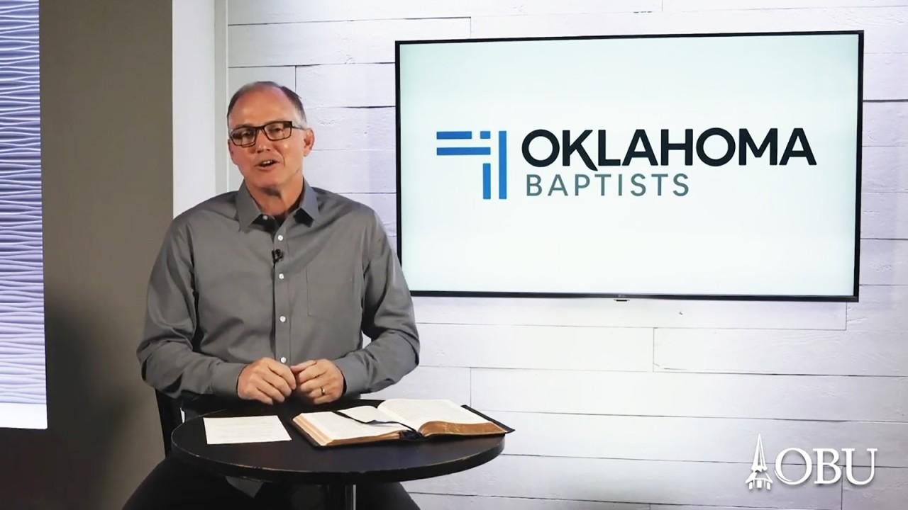 Dilbeck Delivers OBU Chapel Message Aug. 26