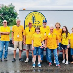 Sending Love to Louisiana: Oklahoma Baptist Disaster Relief helping in hurricane aftermath