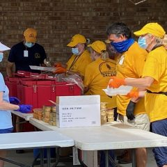 Oklahoma Baptist Disaster Relief helping hurricane victims in Louisiana