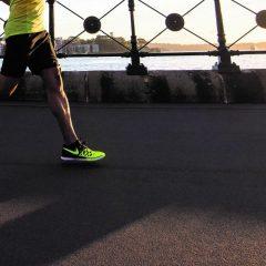Rite of passage: A running start