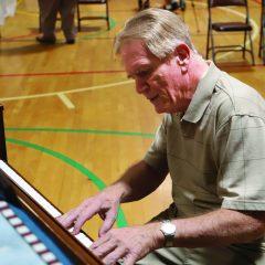 Baptist roots run deep for musician and Baptist Village resident Richard Huggins