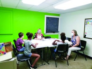Church-school connection: Oklahoma Baptists provide homework space, school supplies and more for students - Baptist Messenger of Oklahoma 1
