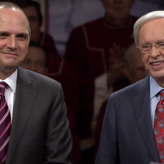 Charles Stanley makes transition to pastor emeritus at Atlanta, First, Anthony George named senior pastor