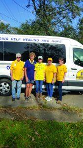 OBU student serves her home with DR - Baptist Messenger of Oklahoma