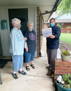 Baptist Village ministry marches on—despite pandemic - Baptist Messenger of Oklahoma 1