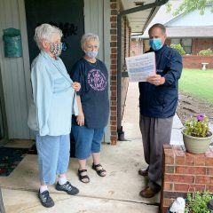 Baptist Village ministry marches on—despite pandemic