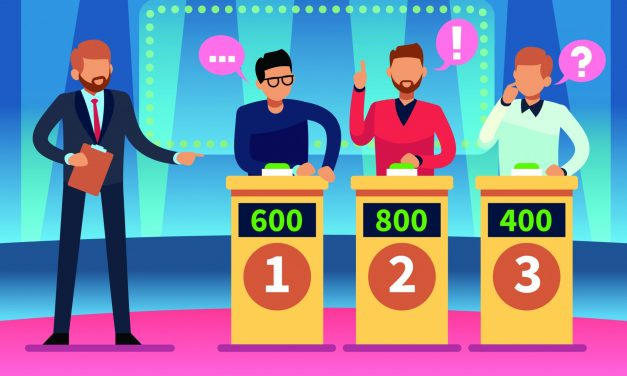 Rite of passage: Jeopardy!