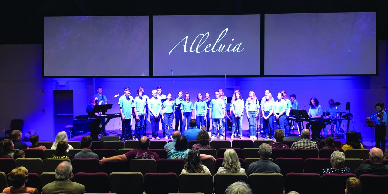 OSWC hosts Night of Worship