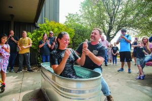 Enid, Open Door celebrates second anniversary - Baptist Messenger of Oklahoma